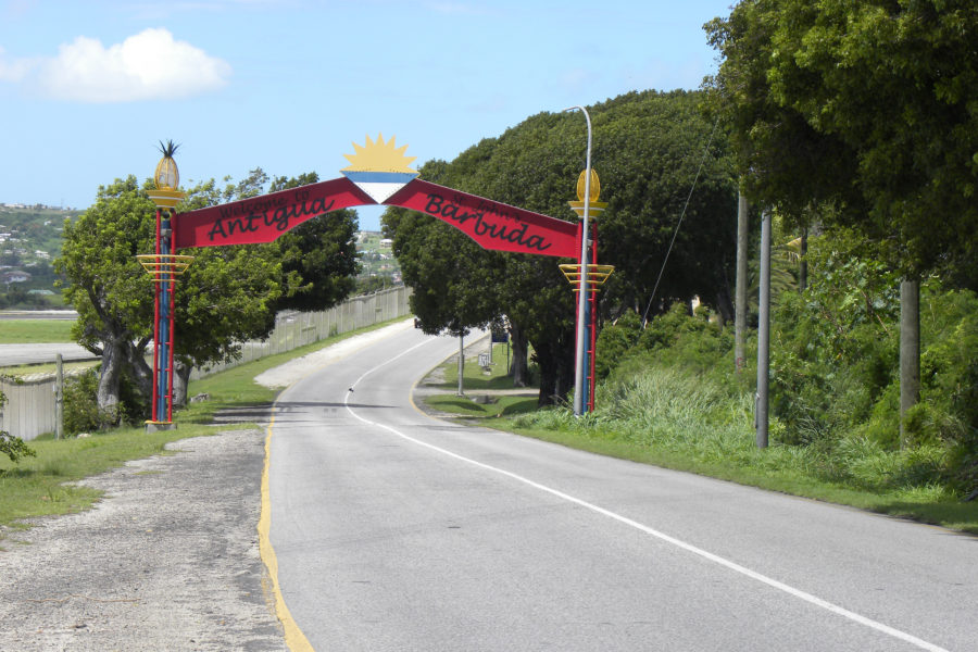 Antigua and Barbuda Preliminary Highway Design Feasibility Study