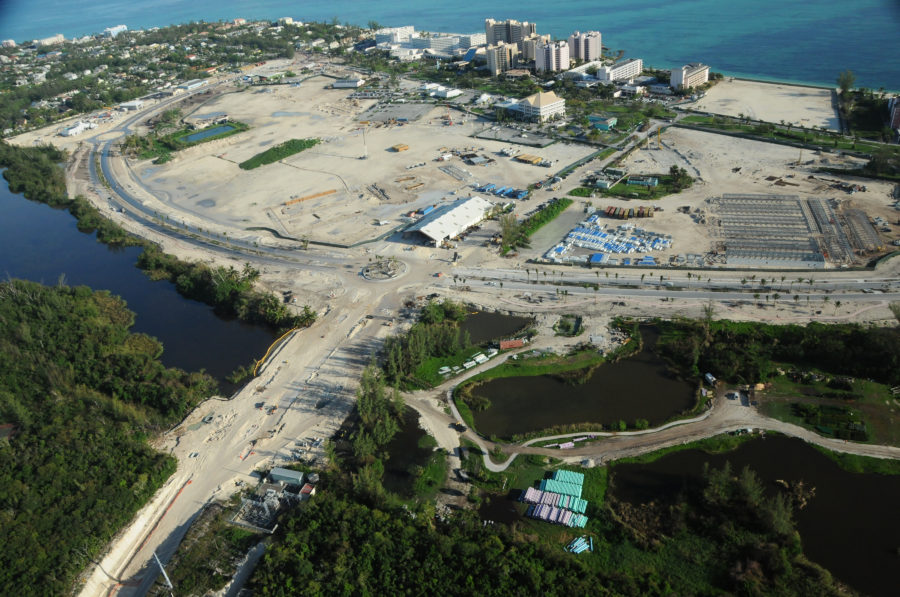 Baha Mar Development Mega Resort