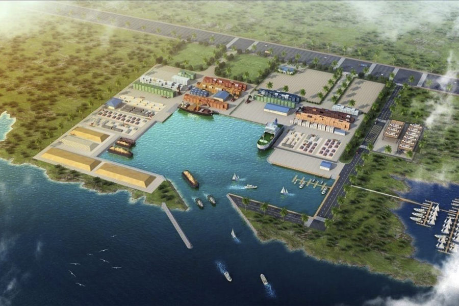North Abaco Port Project