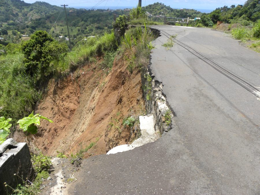 Ginger Hill Road Realignment Project